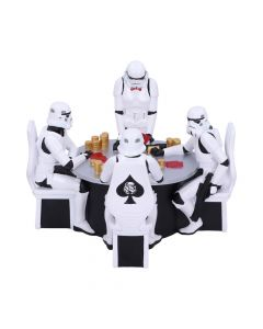 Stormtrooper Poker Face 18.3cm Fantasy New Product Launch Artist Collections