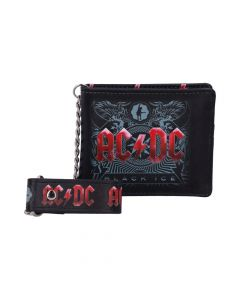 ACDC Black Ice Wallet Band Licenses New Product Launch Artist Collections