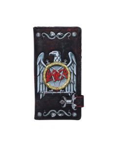 Slayer Embossed Purse 18.5cm Band Licenses New in Stock