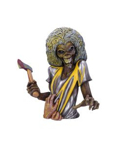 Iron Maiden Killers Bust Box 30cm Band Licenses New Product Launch Artist Collections