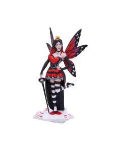 Queen of Hearts 26cm Fairies Wonderland Fairies Premium Range