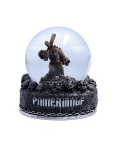 Powerwolf Snow Globe 13cm Band Licenses Coming Soon Artist Collections