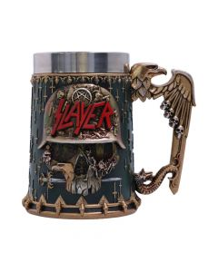 Slayer Skull Tankard 16.5cm Band Licenses Coming Soon Artist Collections