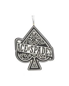Motorhead Ace of Spades Hanging Ornament 11cm Band Licenses Artist Collections