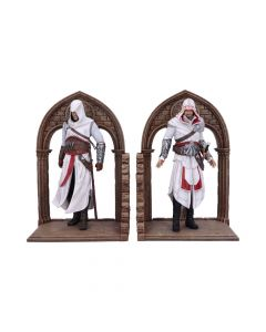 Assassin's Creed Alta‹r and Ezio Bookends 24cm Fantasy New Product Launch Artist Collections