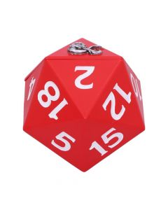 Dungeons & Dragons D20 Dice Box 13.5cm Fantasy New Product Launch Artist Collections