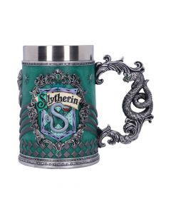 Harry Potter Slytherin Collectible Tankard 15.5cm Fantasy New Product Launch