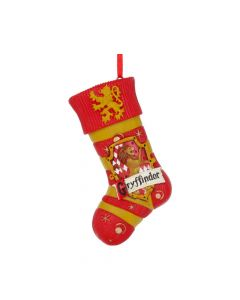 Harry Potter Gryffindor Stocking Hanging Ornament Fantasy  Artist Collections