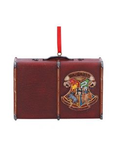 Harry Potter Hogwarts Suitcase Hanging Ornament Fantasy  Artist Collections