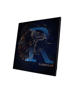 Harry Potter - Ravenclaw Celestial Crystal Clear Fantasy Harry Potter Artist Collections
