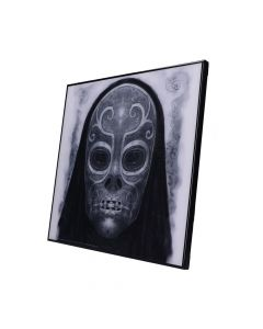 Harry Potter-Death Eater Mask Crystal Clear Fantasy Harry Potter Artist Collections