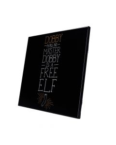 Harry Potter - Dobby is a Free Elf Crystal Clear Fantasy Harry Potter Artist Collections