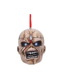 Iron Maiden Trooper Eddie Hanging Ornament Band Licenses Rock Bands