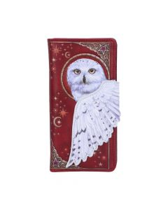 Magical Flight Embossed Purse 18.5cm Owls Gift Ideas
