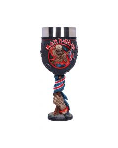Iron Maiden The Trooper Goblet 19.5cm Band Licenses Coming Soon