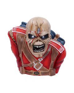 Iron Maiden The Trooper Bust Box 26.5cm Band Licenses Coming Soon