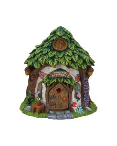 Woodland Tea Rooms Fairy House 21cm
