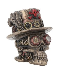 Clockwork Baron 11cm Skulls Figurines Small (Under 15cm) Unspecified
