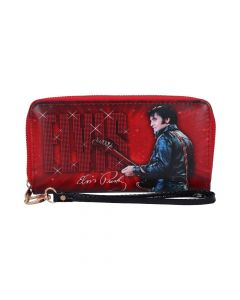 Purse - Elvis 68 19cm Famous Icons New in Stock Premium Range
