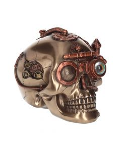 Steam Powered Observation Skull 16.5cm