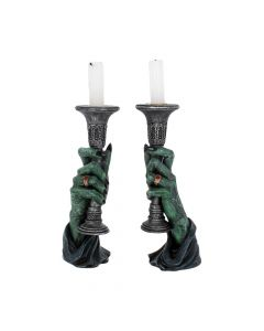 Light of Darkness Candle Holders 20cm Zombies Halloween Collection