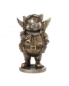 Porcus Machina 13.5cm Animals Steampunk Premium Range
