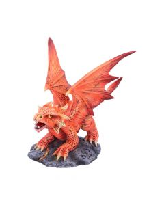 Small Fire Dragon 13cm Dragons Mother's Day Artist Collections