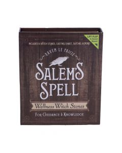 Salem's Spell Kit Witchcraft & Wiccan Stones & Crystals