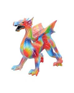 Rainbow Dragon 30cm Dragons Premium Large Dragons Premium Range