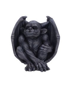 Victor Dark Black Grotesque Gargoyle Figurine Coming Soon