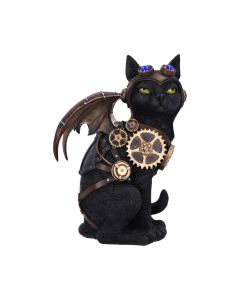 Feline Flight 22.7cm Cats Steampunk Premium Range