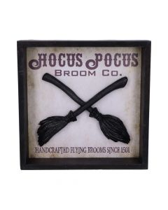 Hocus Pocus Broom Co 20cm Witchcraft & Wiccan New in Stock Premium Range