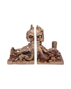 Octonium Bookends 26.5cm Octopus Steampunk Premium Range