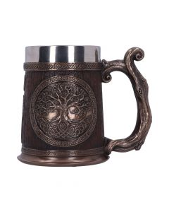 Tree of Life Tankard 16cm Witchcraft & Wiccan New in Stock