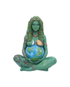 Mother Earth Art Statue (Painted,Large) 30cm Mythology Mother Earth Unspecified