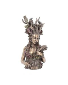 Gaia Bust 26cm Mythology Earth Goddess Unspecified
