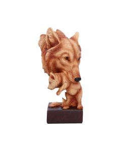 Natural Protection 21.5cm Wolves Mother's Day Unspecified