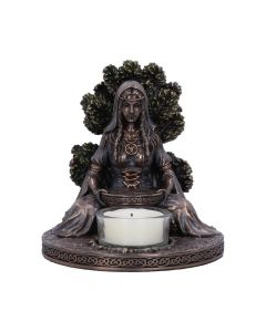 Danu Tealight 12.5cm Witchcraft & Wiccan New in Stock