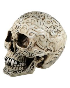 Celtic Skull Box 20cm
