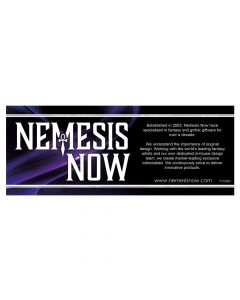 Nemesis Now Shelf Talker Display Items & POS Display Items & POS Unspecified