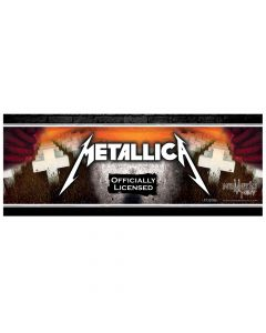 Metallica Shelf Talker