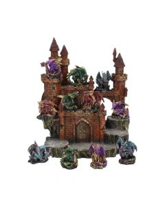 Dragon Castle Set 36pcs 25cm