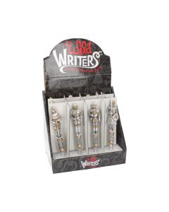 Wild Writers Medieval Knight Pen16cm (Set of 12)