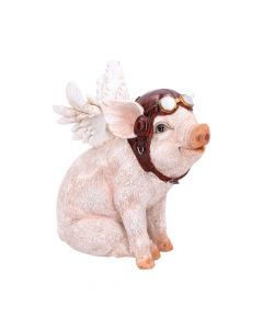 When Pigs Fly 15.5cm Animals Steampunk Value Range