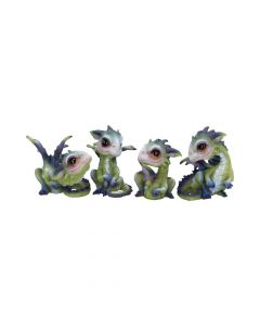 Curious Hatchlings (Set of 4) 9cm