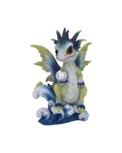 Water Hatchling Dragon Figurine New Product Launch