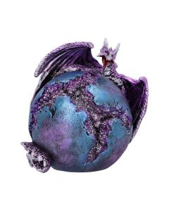 Crevice Keeper Purple 10.3cm Dragons New in Stock Value Range