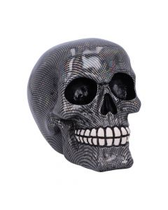 Holographic 16.5cm Skulls New in Stock Value Range