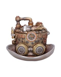 Cogwork Hatter Box 14.5cm Unspecified Steampunk Value Range