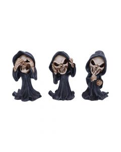 Three Wise Reapers 11cm Reapers See No, Hear No, Speak No Evil